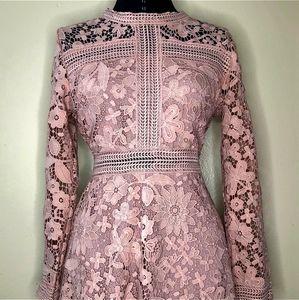 New! Lace Dress